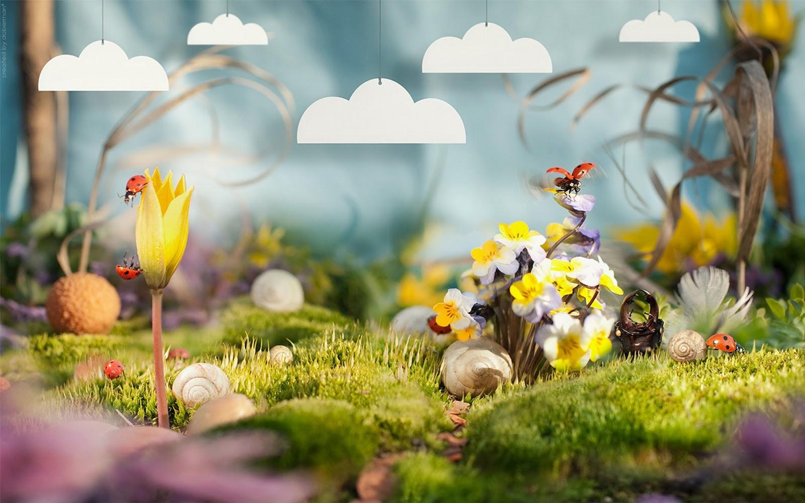 lente achtergronden hd - photo #18