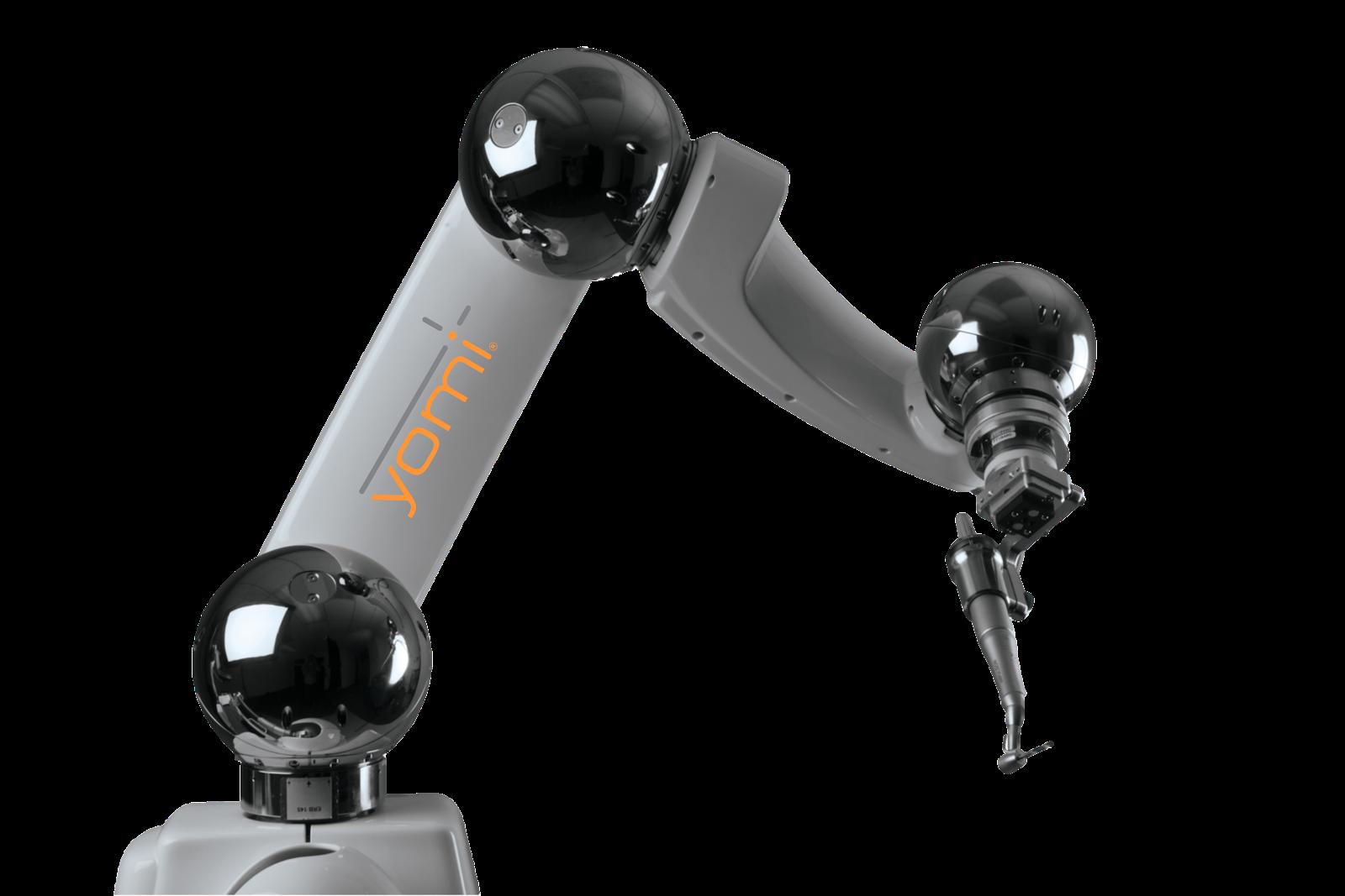 Neocis' robot, Yomi