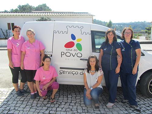 : Projeto vem complementar o Serviço de Apoio Domiciliário já prestado