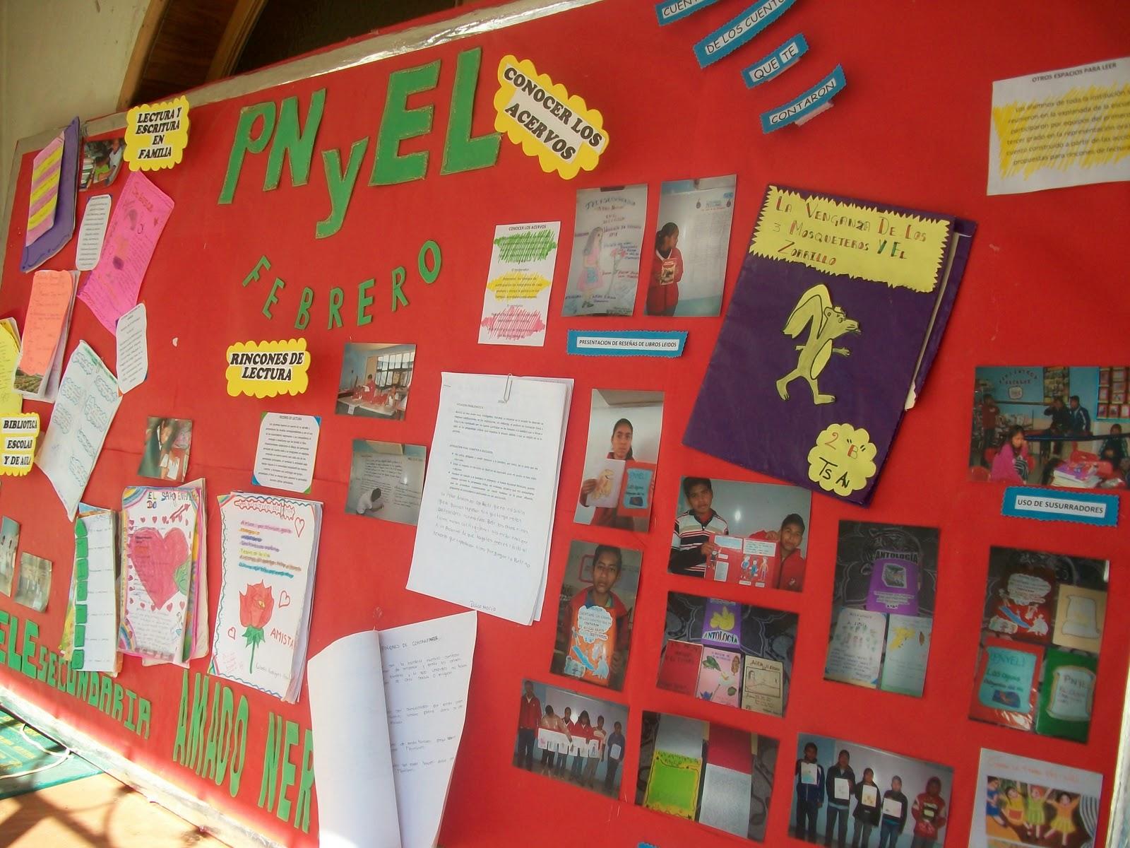 Supervisi n escolar zona 83 zongolica peri dico mural pnl for Componentes de un periodico mural