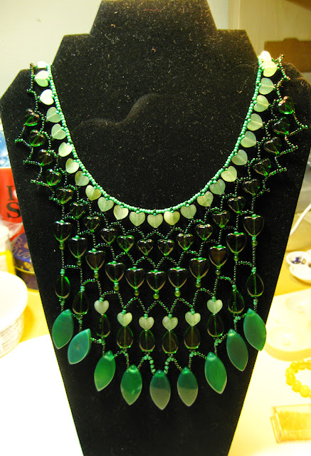 I Love the Rainforest Necklace by Ta Meu Bem