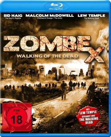 Filme Poster Zombex BRRip XviD & RMVB Legendado