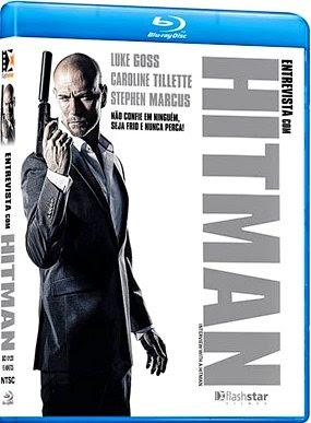 Filme Poster Entrevista com Hitman BDRip XviD Dual Audio & RMVB Dublado