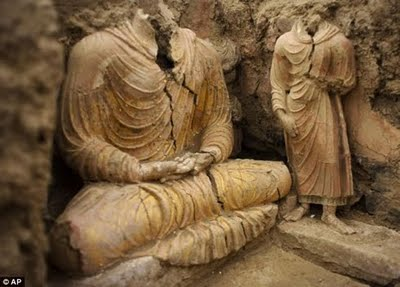 World Greatest Buddhist Site Mes Aynak Image
