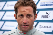 Ben Ainslie- J/109 sailor/ Olympic Gold Medallist