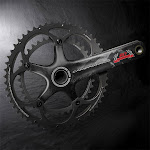 Campagnolo 80th Anniversary Super Record Crank Driveside