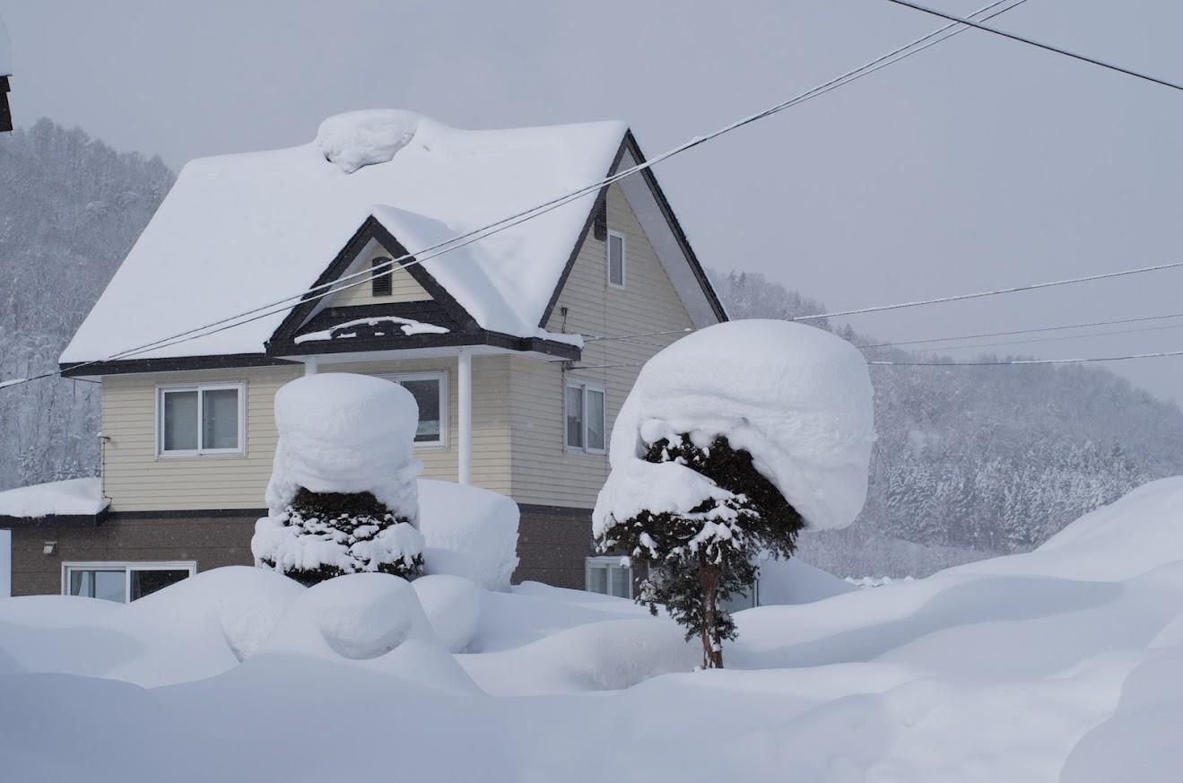 雪深い町内会