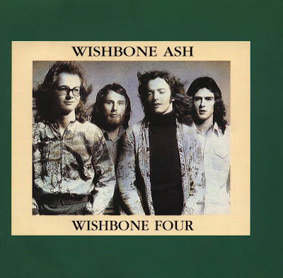 Wishbone Ash ~ 1973 ~ Wishbone Four