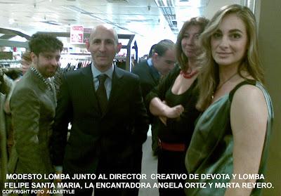 Devota & Lomba presenta su nueva colección en el espacio Creadores España de El Corte Inglés.