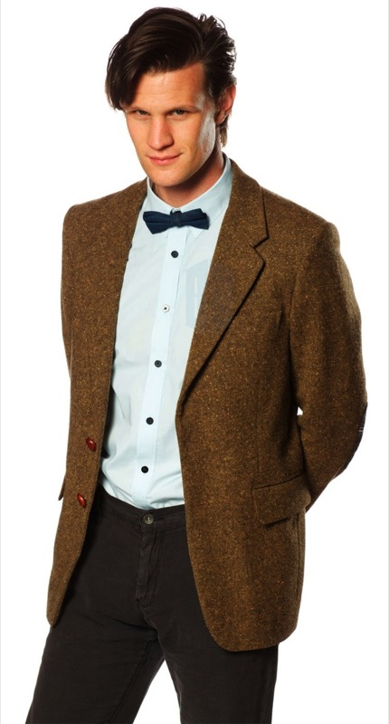 Making my 11th doctor costume post series five costume index for Paul smith doctor who shirt