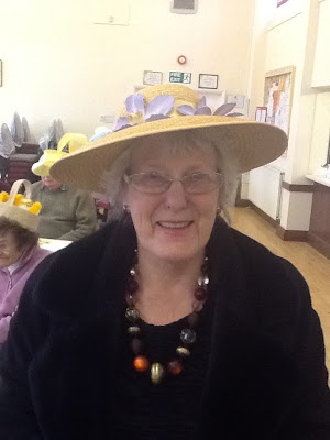 Easter Bonnets - 25 March 2013