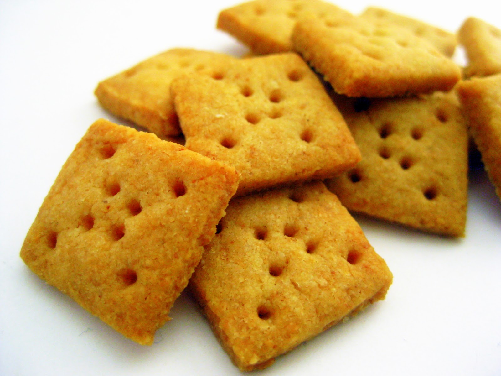 The Larissa Monologues: Whole Wheat Cheese Crackers