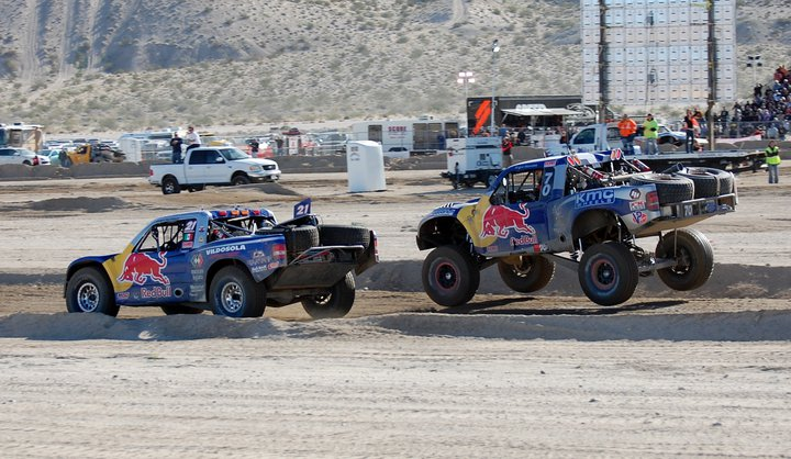 Menzies Motosports Conquer Baja in the Red Bull Trophy Truck ...