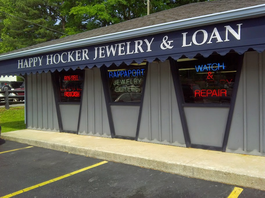 Pawn Shop Atlanta | Happy Hocker Jewelry & Loan at 7293 Roswell Rd, Atlanta, GA