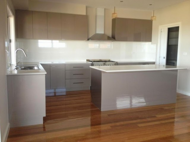 laminex crystalgloss laminate kitchen