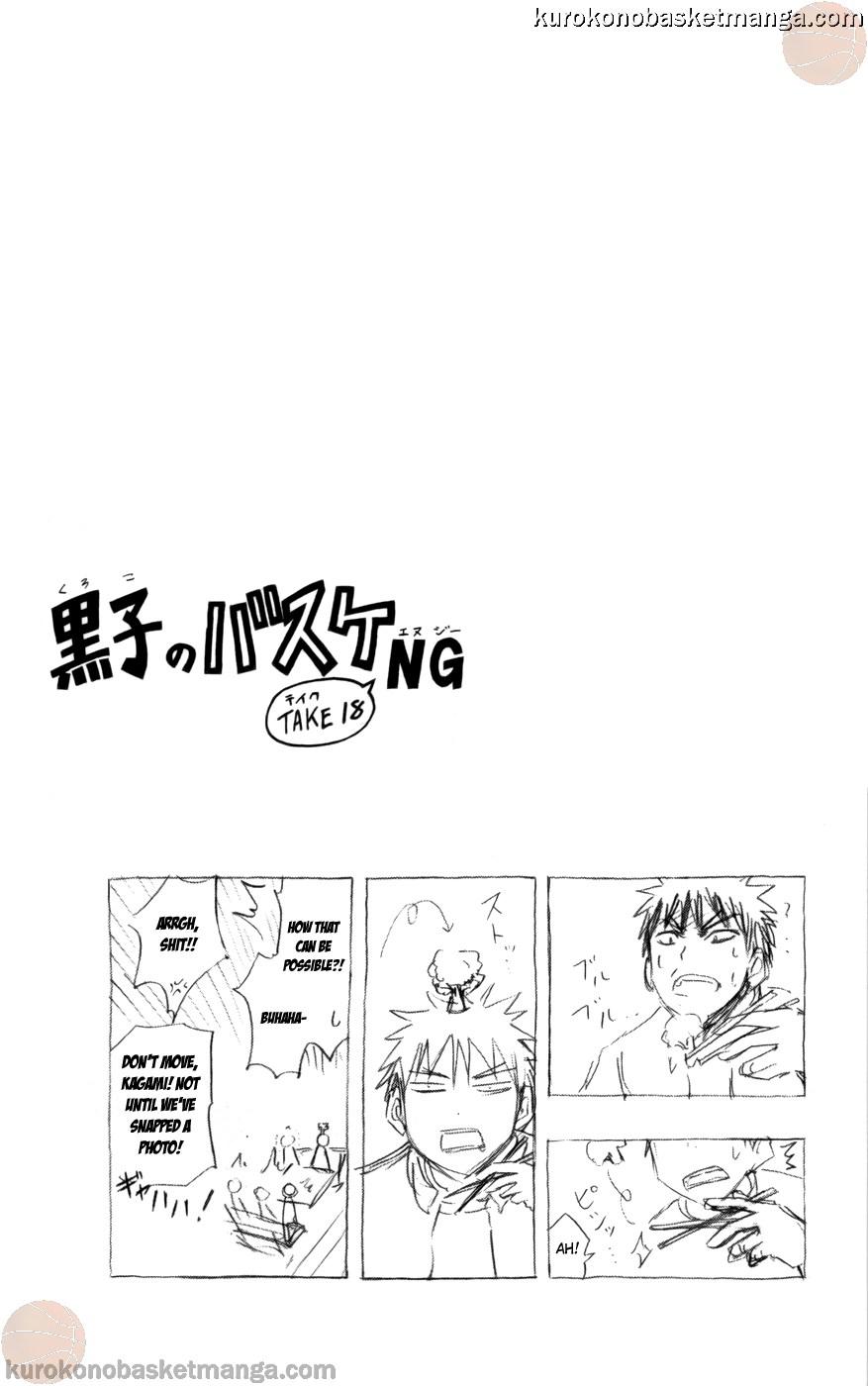 Kuroko no Basket Manga Chapter 75 - Image 20