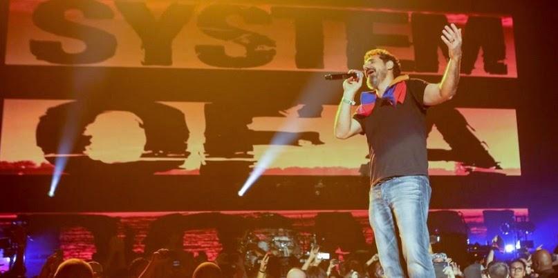 Em entrevista para a 'RollingStone' Serj Tankian fala sobre o genocídio armênio, turnê e novo álbum