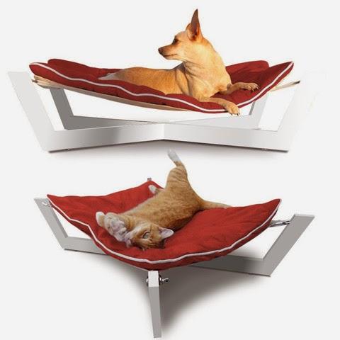 mueble,hamaca de lujo para animales domésticos