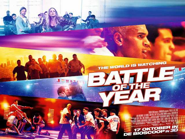 Στη Μάχη του Χορού 3D Battle of the Year: The Dream Team Wallpaper