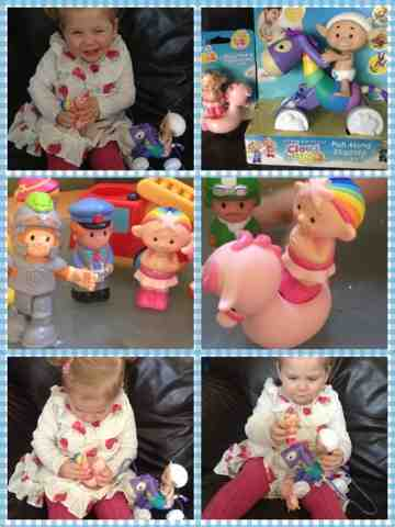 Cloudbabies toy review, cloud babies with Maegan Darcie Clement