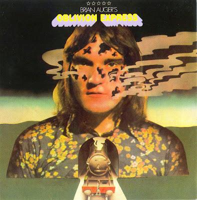 Brian Auger's Oblivion Express ~ 1971 ~ Brian Auger's Oblivion Express