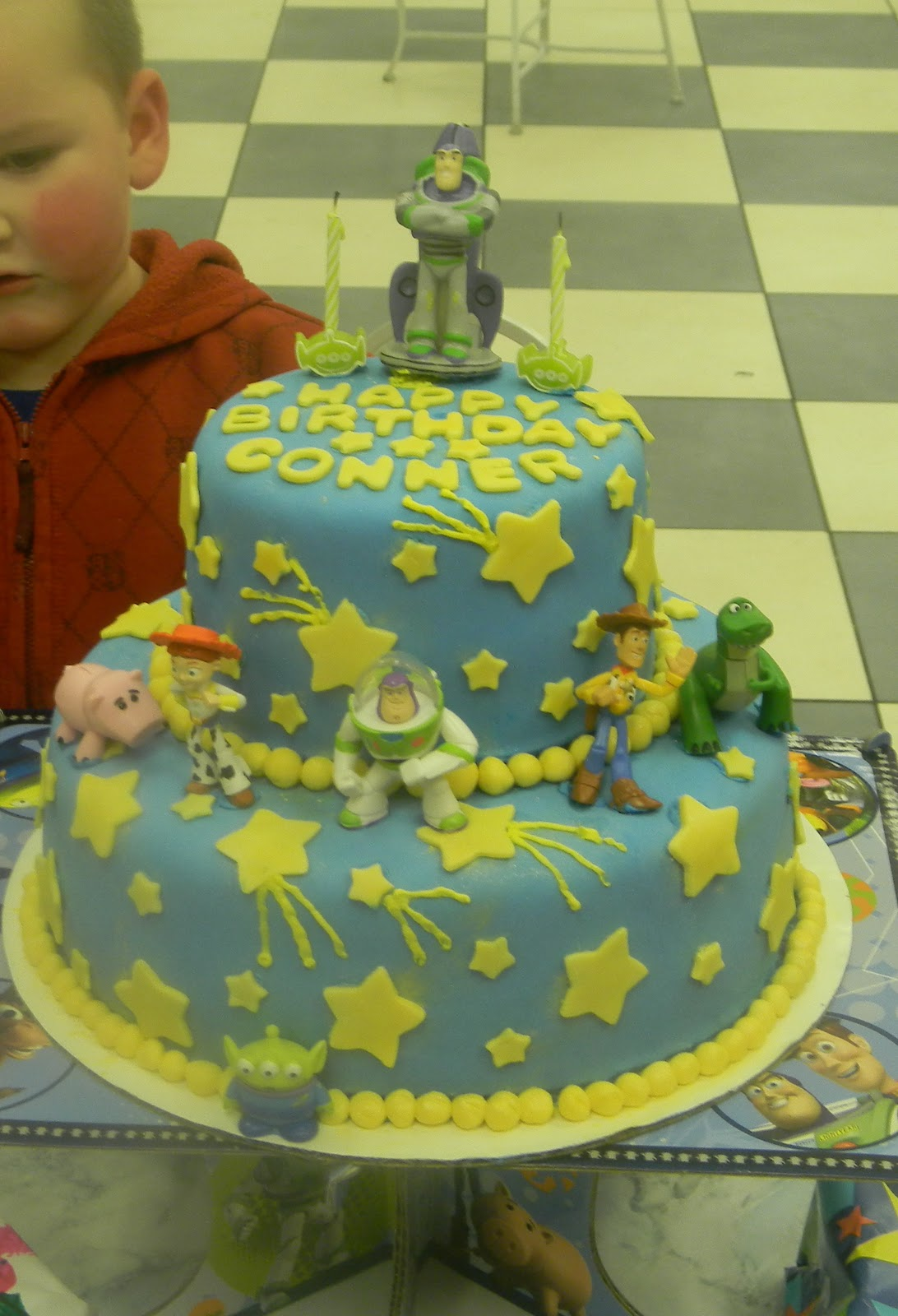 Buzz Lightyear Cake Mold