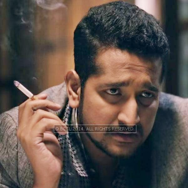 Parambrata Chatterjee in the still from movie Highway.