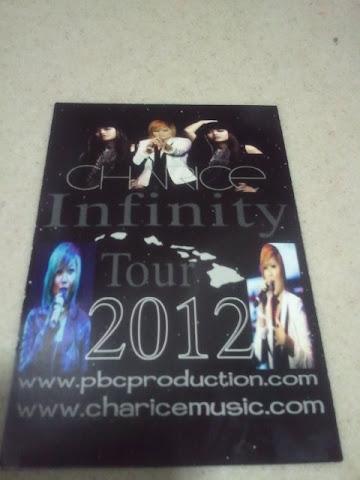 11/03/12 - Charice Infinity Tour 2012 - Neal S Blaisdell Arena, Honolulu, Hawaii 587495870