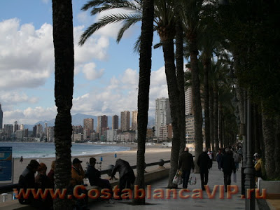 Отели в Испании, CostablancaVIP