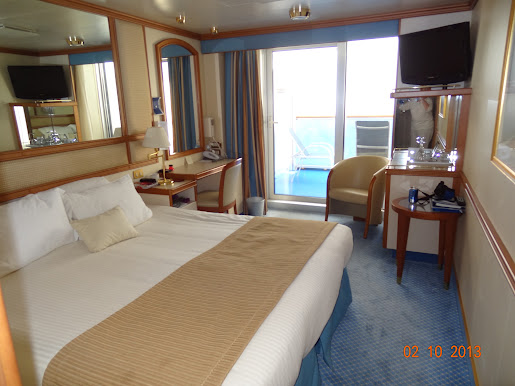 Cabin C427 Caribe Deck On Carribean Princess Cruise