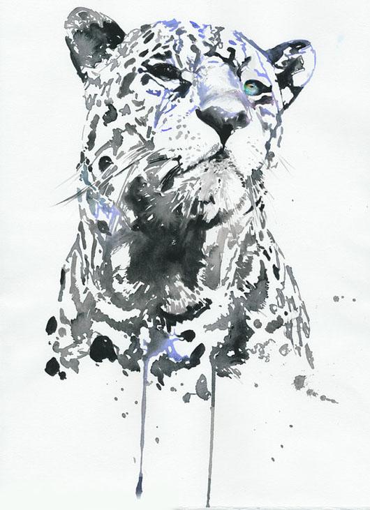 Leopard, de Cate Parr