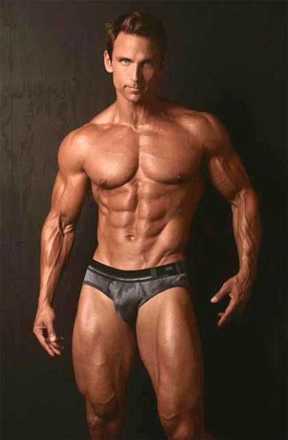 Beauty of Male Muscle Ripped Bodies