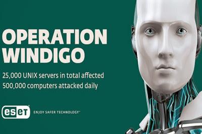 Operación Windingo: secuestro de miles de servidores Unix