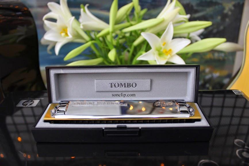 Kèn Harmonica - Tombo Band 21 Deluxe (key C)