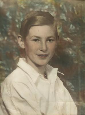 Uncle John (John Douglas Smith) Killed September 1942, buried August 1993.