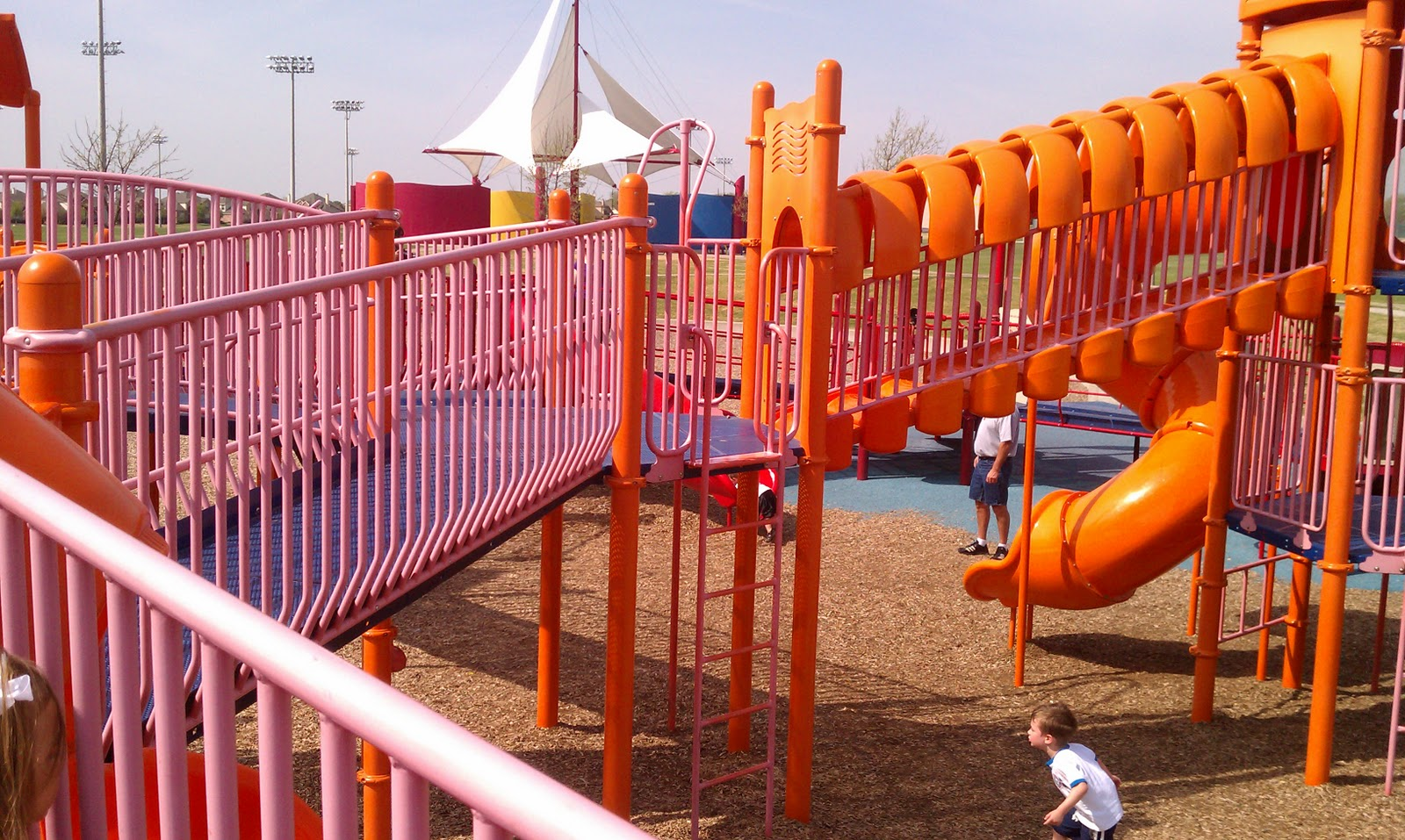 Parks And Playgrounds Celebration Park Allen Texas
