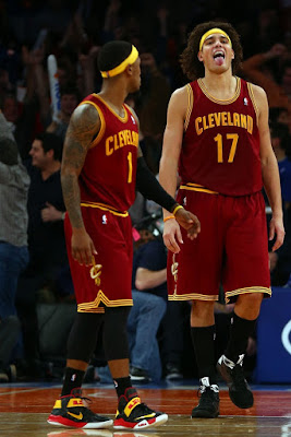 wearing brons nba soldier6 daniel gibson 02 Wearing Brons: Cavs and Bledsoes new Soldier 6 PEs and More!