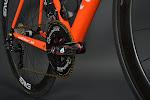 Fluo Orange Wilier Triestina Zero.7 Shimano Ultegra 6870 Di2 Complete Bike at twohubs.com