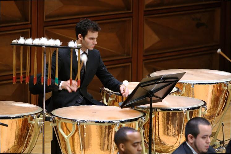 Conservatorio de m sica sim n bol var el sistema dedica for Conservatorio simon bolivar blog