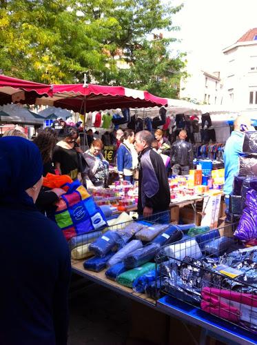 Lille marché Wazemmes