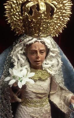 Nuestra Señora de la Hiniesta y Santa María de la Esperanza Macarena IMG-20150120-WA0039