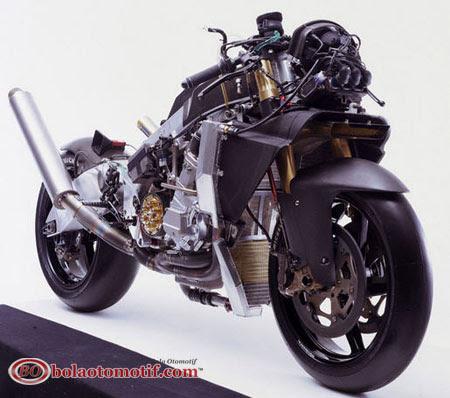 Chassis Yamaha YZR M1 2013