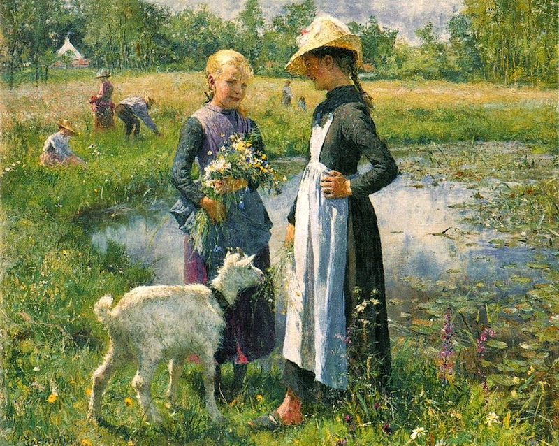 Evariste Carpentier - The Small Pond
