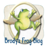 Brody's Frog Blog