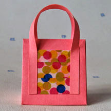 purse gift box photo
