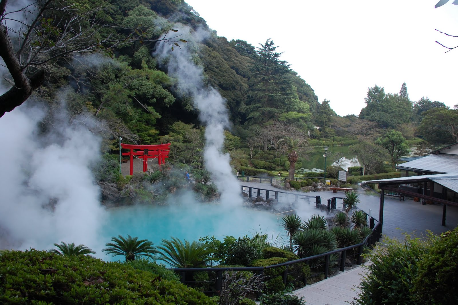 Tym2Fun: NINE HELLS OF BEPPU - JAPAN
