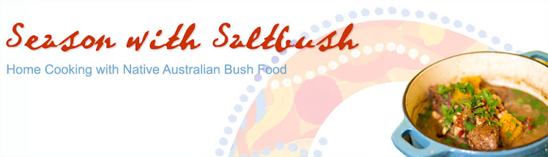 Native Australian Bush Food Recipe Blog