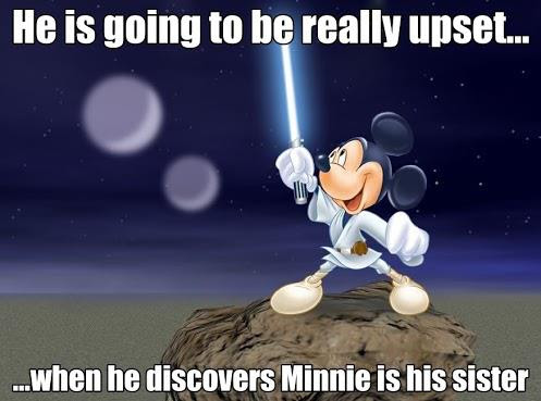 Star Wars Disney Crossover Tags | Disney | Star Wars