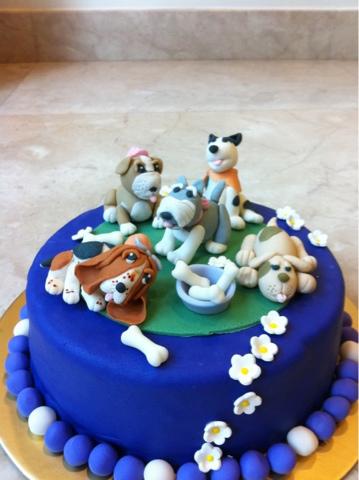 Artitreats Doggy Pound Cake