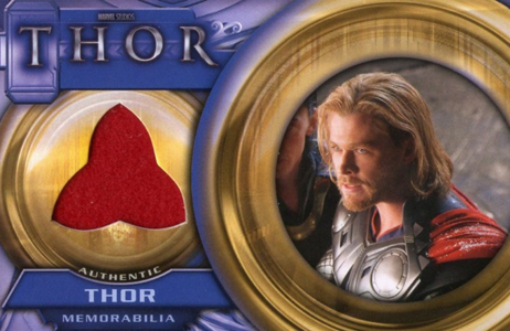 Thor Costume Cards Revealed!